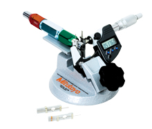 mitutoyo 3-wire thread measuring system